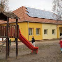 Környezettudatos felújítás Szorgalmatos Általános Művelődési Központjában